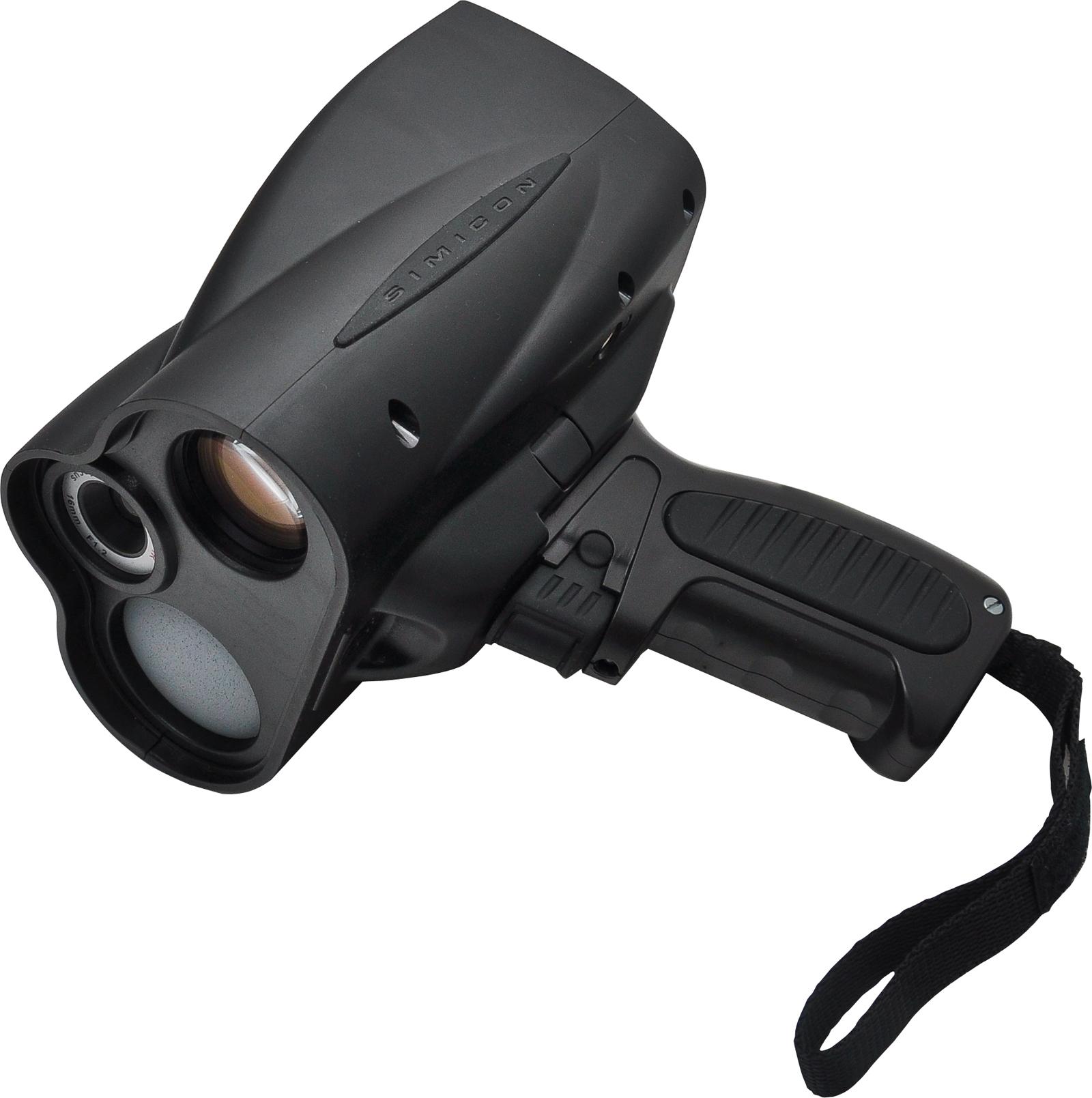 Импульсный полицейский радар